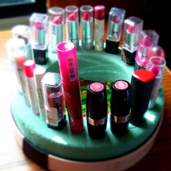 Diy Lipstick Holder Naturale Chronicles