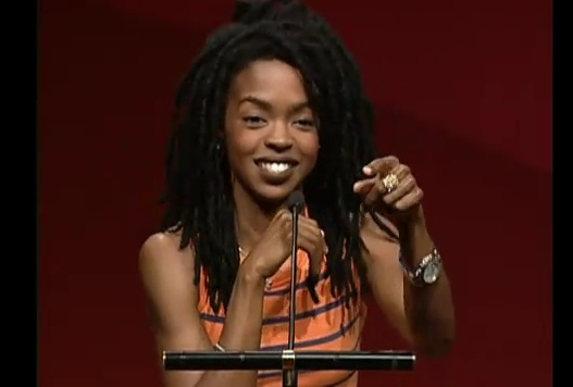 Lauryn Hill comments