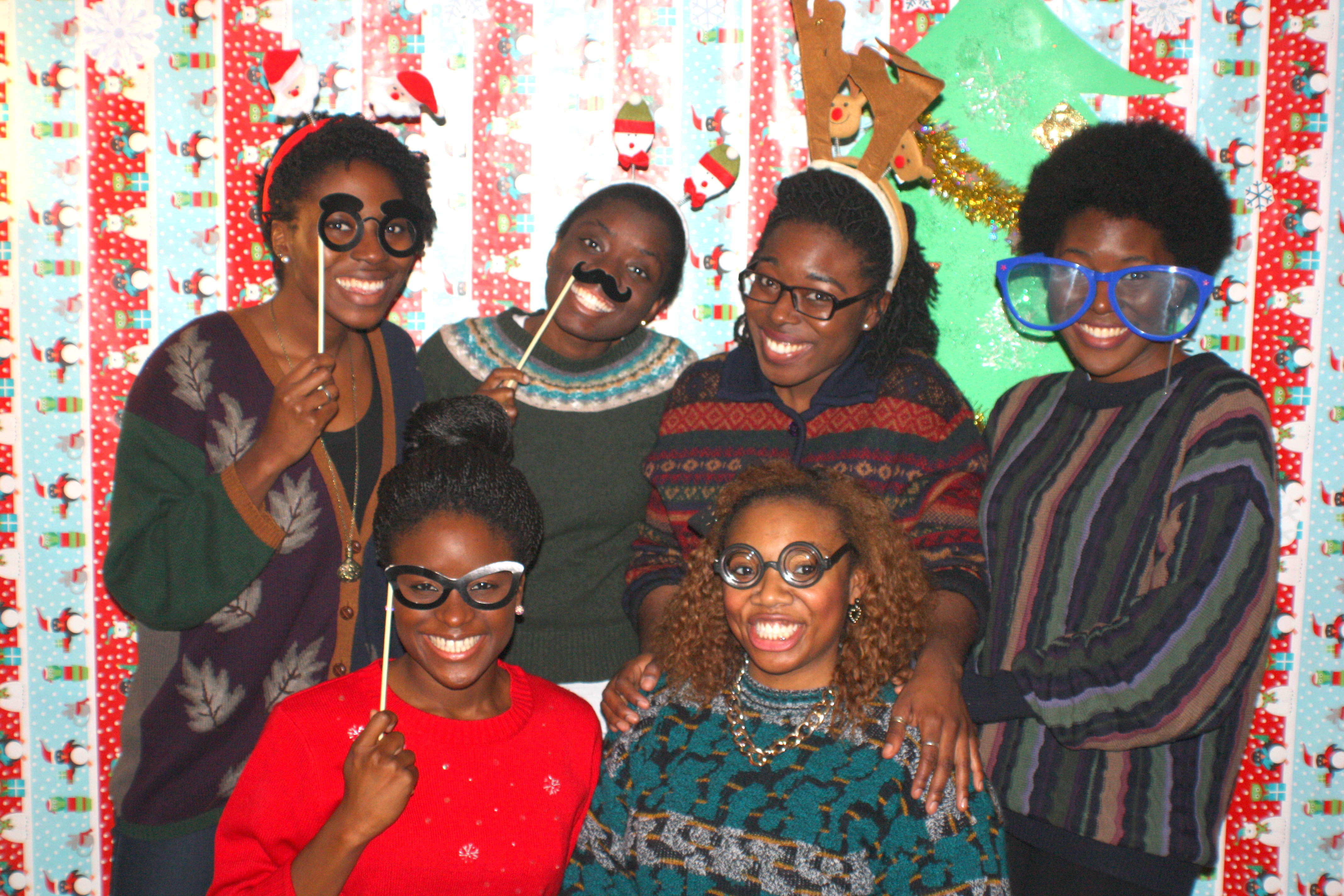 My First Ugly Sweater Party Naturale Chronicles